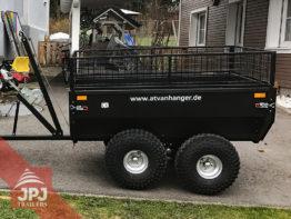 atv-vozík profi zahradník
