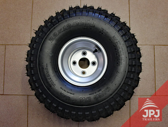 pneumatika s diskem 12