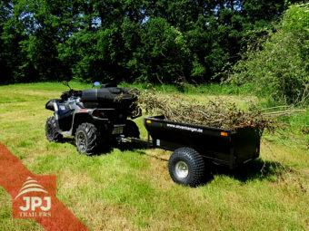 ATV vozík Farmář za pracovní čtyřkolkou