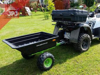 multifunkční vozík pracant nza čtyřkolkou TGB