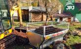 jednonápravový ATV přívěs Farmář