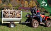 Sklopný ATV přívěs Zahradník